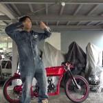 スネークモータースK16-KITANO参考動画と長話「ビートたけしの本」